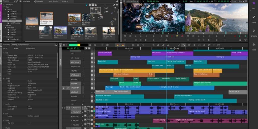 aplikasi  Avid Media Composer untuk video