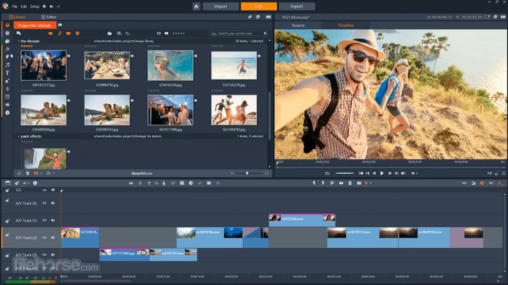aplikasi Pinnacle Studio untuk video